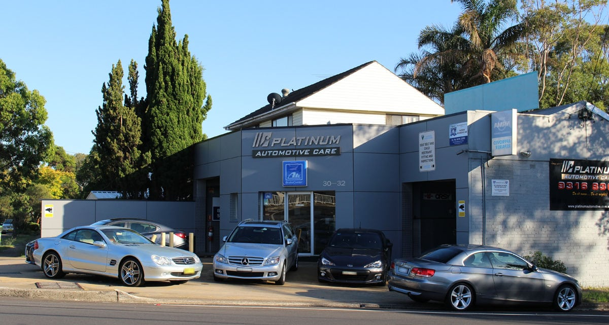 platinum automotive